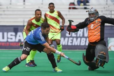 Paliza de Los Leones contra Venezuela en la Copa Panamericana.