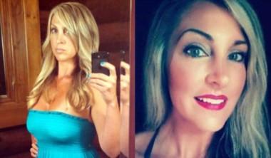 Brooke Lajiness abusó hasta 17 veces de dos menores de edad en el asiento trasero de su vehículo luego de seducirlos con fotos explícitas.