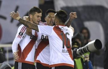 Gallardo repite hoy el equipo que viene de empatar con Guaraní por la Libertadores.