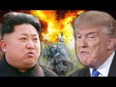 Kin Jong-un y Donald Trump elevaron la tensión este miércoles amenazándose con lanzarse misiles nucleares.