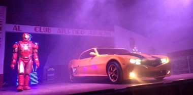 En el «Súper Live Show» se presentan en vivo «Transformers y sus amigos». Será un espectáculo inovidable para los amantes de los superhéroes.
