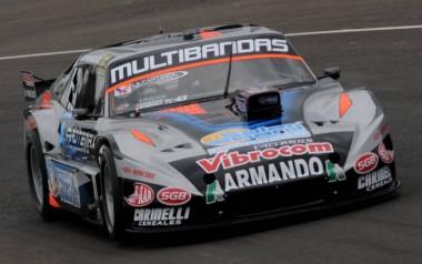 Ledesma volvió al triunfo en el TC. Con su Chevrolet dejó atrás a Canapino y Trucco.