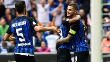Inter visita a Crotone para seguir arriba de la tabla.