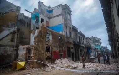 El huracán Irma deja severos daños e inundaciones a su paso por Cuba.