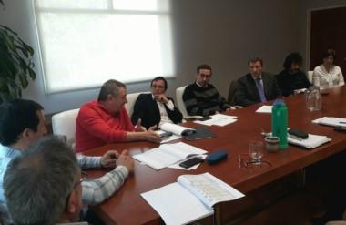 Vocero. Como delegado municipal, Yauhar expuso la postura del Ejecutivo municipal sobre las tarifas.