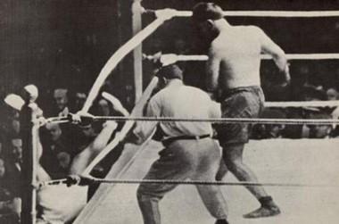 Se celebra hoy el Día del Boxeador en Argentina: el 14/9, pero de 1923, Firpo sacó del ring a Dempsey.