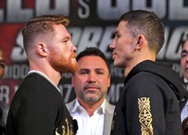 Este sábado, la pelea más esperada del año: Canelo Álvarez contra Gennady Golovkin.