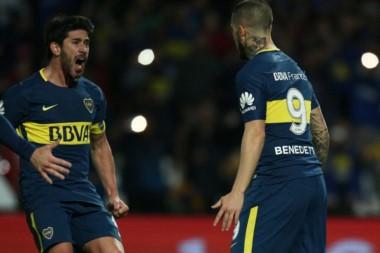 Benedetto es el goleador de Boca con 29 goles en 34 partidos: 16 veces marcó el 1 a 0.