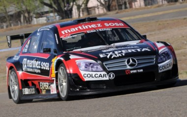 Canapino alcanzó su 40ª pole en la categoría tras superar a Mariano Altuna por más de medio segundo.