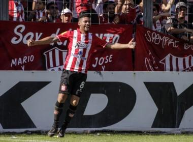 Galeano le dio la victoria a San Martín en el inicio del torneo.