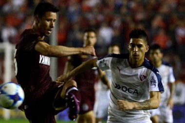 La ley del ex se presentó en el Libertadores de América. Fermán Denis le amargó la noche a Independiente.