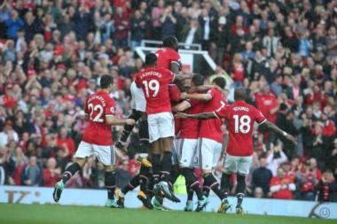 Manchester United es por segundo año consecutivo el club más rico del mundo.