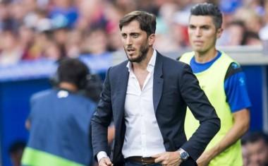 Zubeldía, primer técnico destituido en LaLiga 2017/18. El argentino deja de ser entrenador del Alavés.