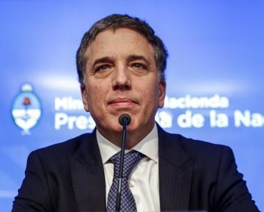 Nicolás Dujovne explicó cómo será el tema tarifario para el 2018.
