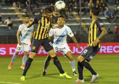 El Gasolero igualó 1-1 con el Canalla, en el Alfredo Beranger.
