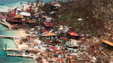 María arrasó Dominica y se dirige a Islas Vírgenes y a Puerto Rico-
