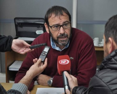 Federico Ercoli, secretario de Planificación del municipio.