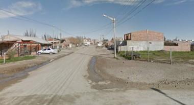El hecho ocurrió en una casa de la calle Libertad al 1.600 (imagen google)