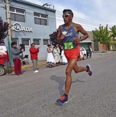 El comodorense David Rodríguez fue el ganador del año pasado.