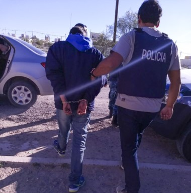 El adolescente fue trasladado por la Policía provincial al COSE.