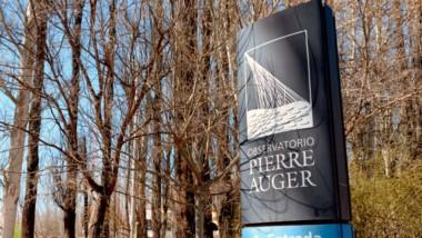 Observatorio Pierre Auger. Foto: CONICET Fotografía | Verónica Tello.