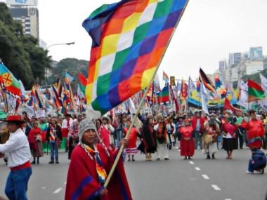 El Instituto Nacional de Asuntos Indígenas (INAI) reveló que el reclamo de tierras de las comunidades indígenas asciende a 8,5 millones de hectáreas.