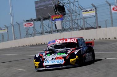 Agrelo (Ford) logró su primer victoria en la categoría, segundo se ubicó Vazquez y tercero Muchiut.