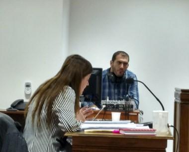 La funcionaria de la Fiscalía de Sarmiento, Marisol Sandoval, actuó.