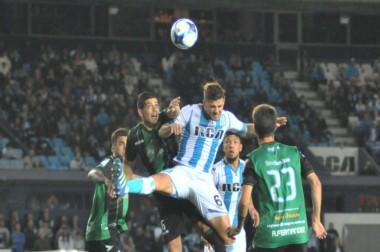 Racing sigue de racha ante San Martín de San Juan: ya van 9 consecutivos sin perder ante el Verdinegro.