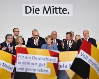 """Die mitte significa """"el centro"""". ¿De Europa?"""