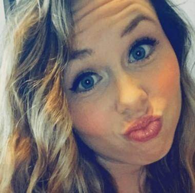 Kelsey McCarter, de 27 años, se declaró culpable de siete cargos y podría pasar entre uno y tres años en prisión
