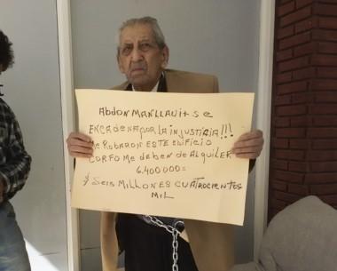 Cadena. Manllauix espera una respuesta de parte de las autoridades.