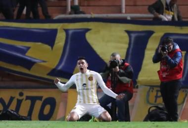 Con un gol de Mauricio Martínez entrando por el segundo palo a conectar un tiro libre, el Canalla venció a Boca.