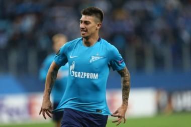 Con goles de Rigoni y Kokorin (2), Zenit venció 3-1 en Rusia a la Real Sociedad y suma 6 puntos en 2 fechas de la Europa League.