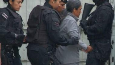 La Cámara de Apelaciones de Jujuy revocó hoy el beneficio de la prisión domiciliaria para la líder de la Tupac Amaru. (Archivo)