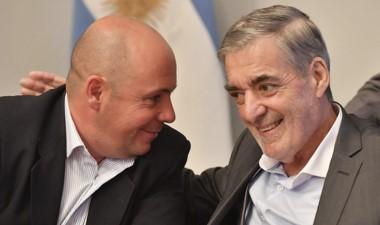 Das Neves planteó la inquietud por el financiamiento de viviendas.