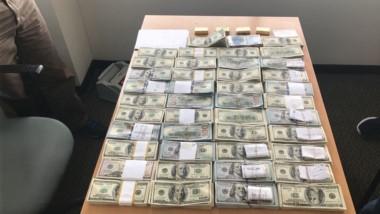 Se detuvo a una contadora de la banda en un shopping de Pilar cuando transportaba 400.000 dólares y dos kilos en lingotes de oro.