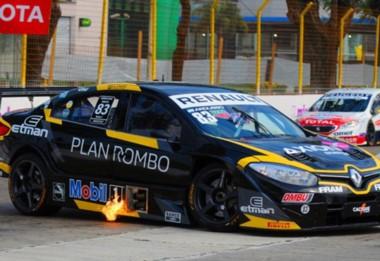 Ardusso se impuso en una carrera accidentada y es líder del campeonato.