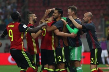 Bélgica es la sexta selección en clasificarse para el Mundial.