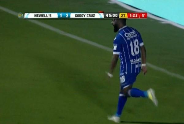 Godoy Cruz acertó en el final y dejó afuera a Newell