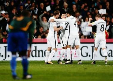 Nueva Zelanda clasificó al repechaje para Rusia 2018 y hoy su rival es Argentina.