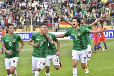 Después de 17 años, Bolivia le pudo ganar a Chile como local.