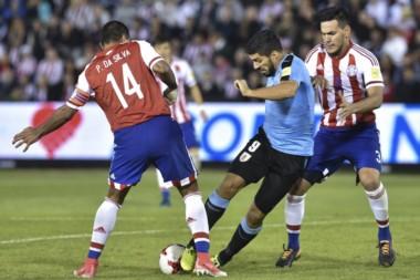 Con la victoria, Uruguay trepó al segundo lugar de la eliminatoria con 27 puntos.