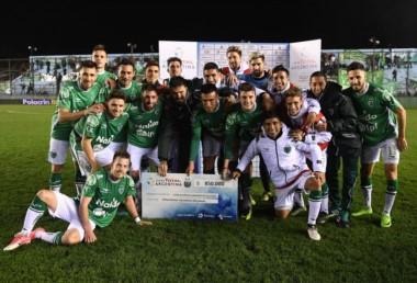 El descendido Sarmiento se rearmó para la próxima temporada y comenzó de la mejor manera.
