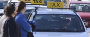 Los taxistas apalearon a uno de los autores del robo (foto ilustrativa @ADNsur)
