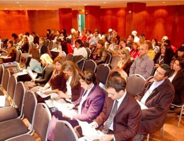 El congreso se realiza con más de 300 participantes.