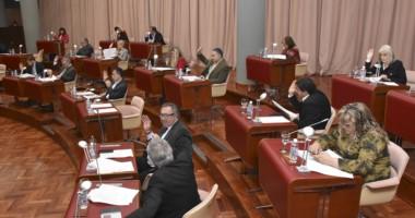 Citación. El parlamento quiere que el responsable de Economía aclare el panorama económico.