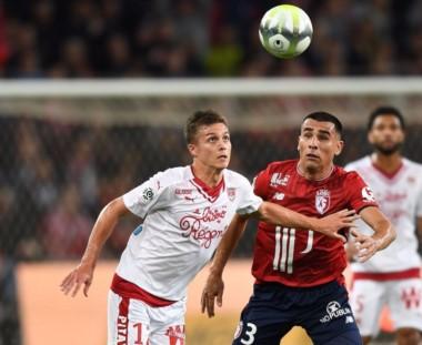 Lille concedió un empate en casa ante Burdeos y sigue sin despegar en la Ligue 1.