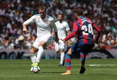 Levante, equipo recién ascendido y que tiene una plantilla con un valor menor a los 50 M€, le empató al Real Madrid.