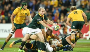 Australia y Sudáfrica empatan y benefician a los All Blacks.
